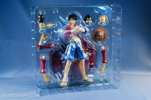 Monkey D. Luffy - P.O.P Sailing Again - Figure Review - Megahouse (4)