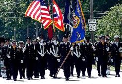 2002 Honor Guard