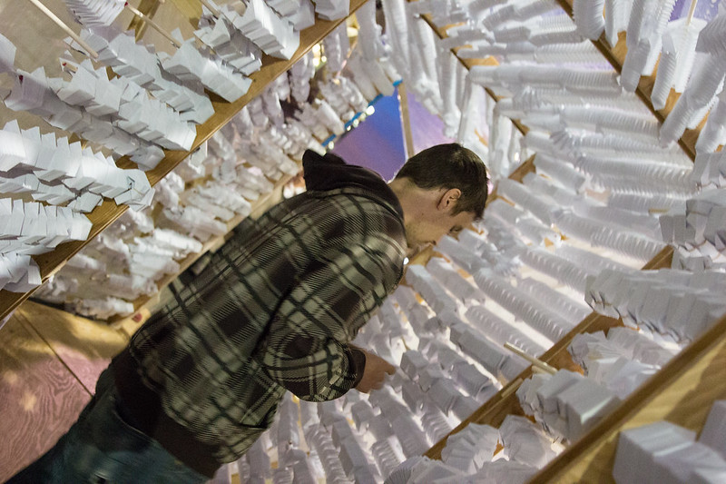 Thousands of Paper Hats