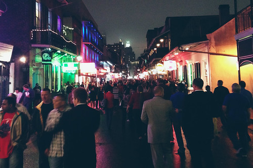 Ohio - New Orleans