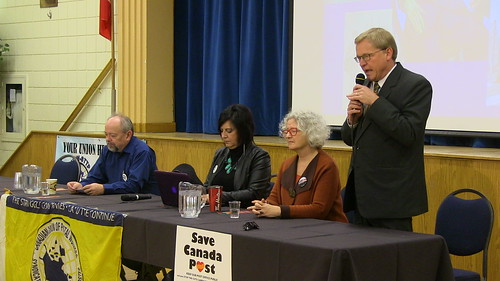 Save Canada Post Public Forum