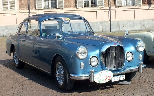 Alvis 2door saloon Park Ward