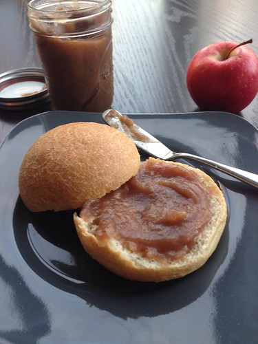 Apple butter on twothirtyate.com
