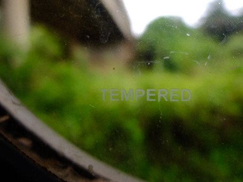 Tempered by Simon Sharville