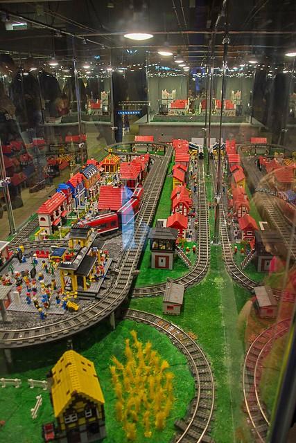 Wroclaw 2014 Wystawa klockow LEGO Klockomania 03-1