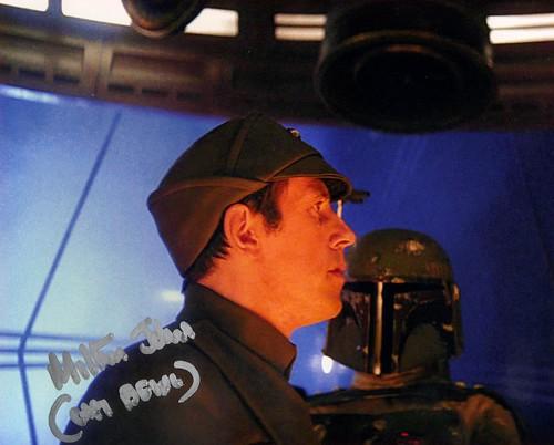 093-Milton Johns-Captain Bewil