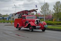 Studebaker B276 President Firetruck 1933 (1150038)