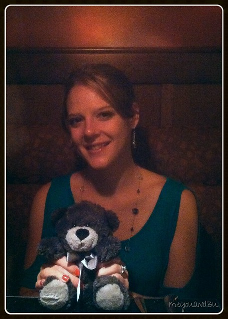 Dinner with Bear