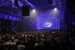 More EA Press Conference Photos