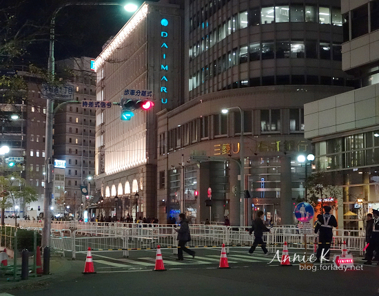 神戶_排隊封路