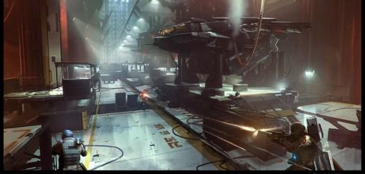 Killzone Shadow Fall DLC: Hangar