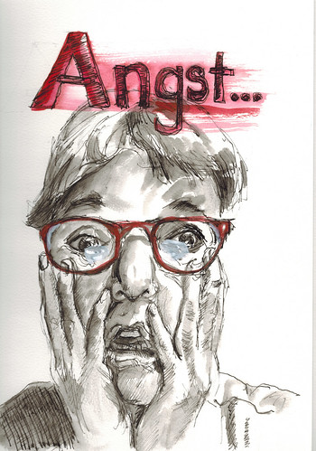 Angst... by Husdant