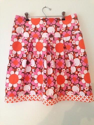 Joel Dewberry/Meadow Spirit Skirt