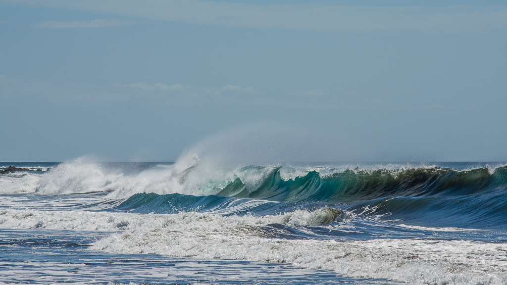 Marbella waves