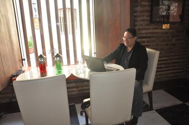 Chula Bar, Hotel Luna
