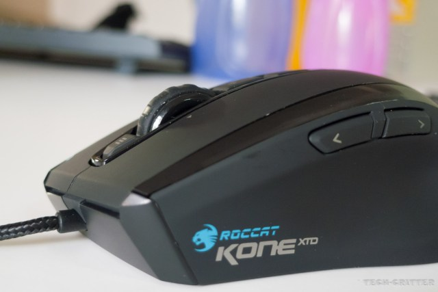 Quick Review: ROCCAT Kone XTD Gaming Mouse 6