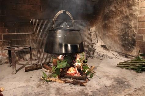 Cooking at Konavle
