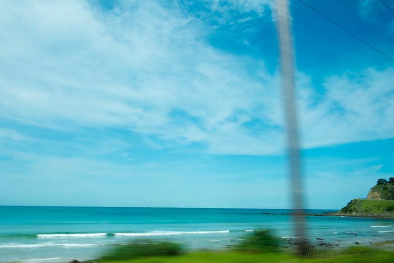 Great Ocean Road drive Sun 31 Aug 2013