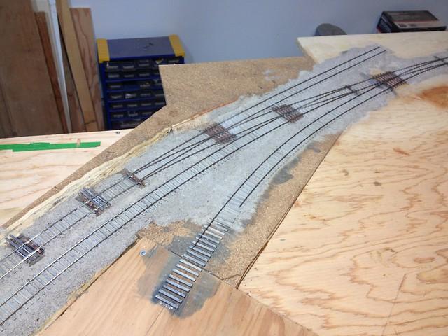 Fixed rails done