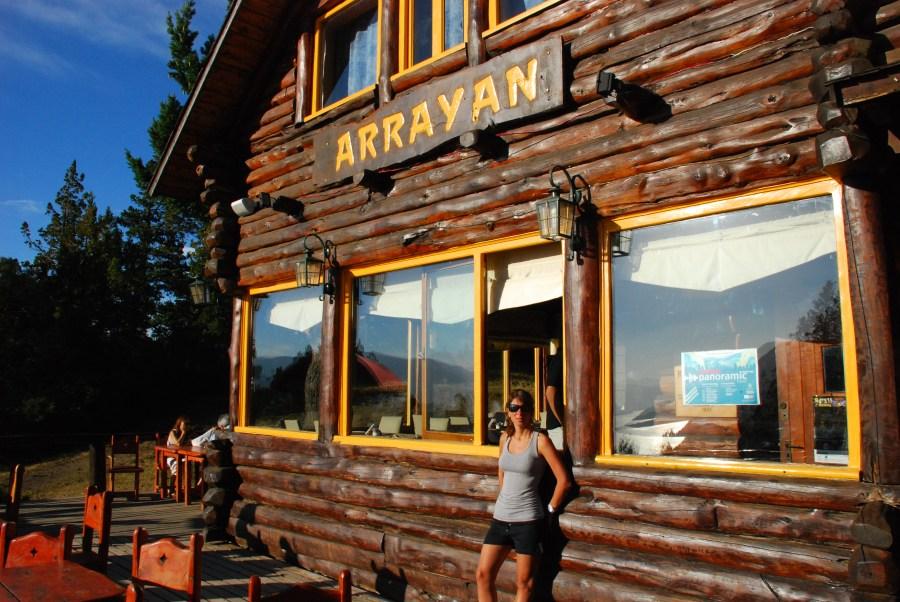 Casa de Té Arrayán, San Martín de los Andes
