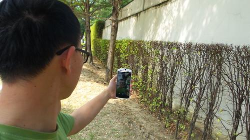 ใช้ Oppo N1 Cyanogen Edition ถ่ายรูปตัวเอง