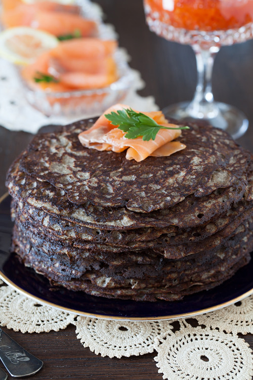 Buckwheat Pancakes 2