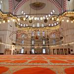 Süleymaniye Mosque by Gerben van Heijningen