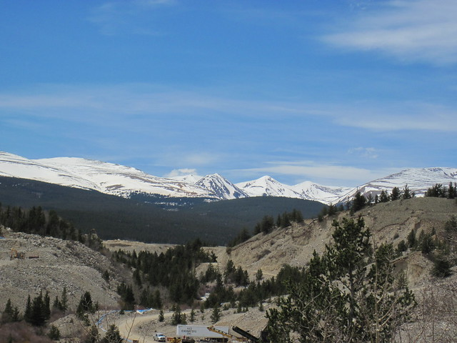 Picture from Hoosier Pass, Colorado