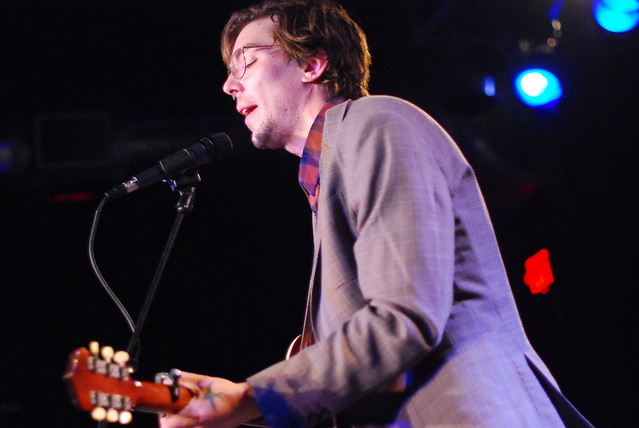 justin townes earle @ southland ballroom