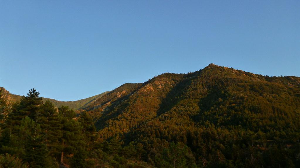Col des Milleres, Canigou Massif