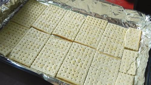 Salty Caramel Nut Squares 11