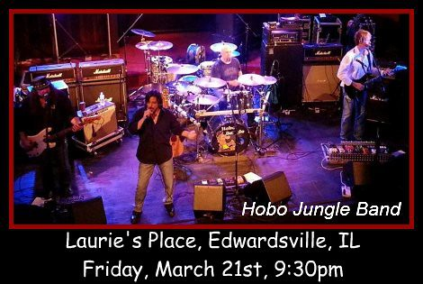Hobo Jungle Band 3-21-14