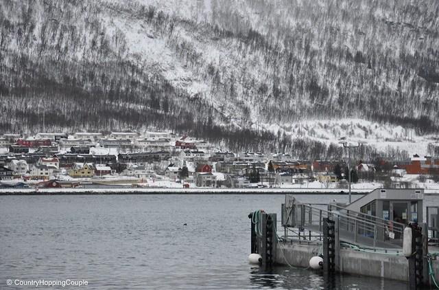 Snowclad Tromso