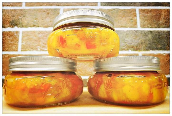 Mango salsa (220/365)