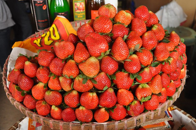 La Trinidad Strawberries