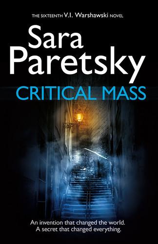 Sara Paretsky, Critical Mass