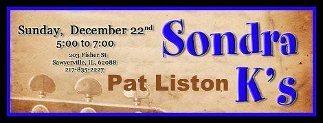 Pat Liston 12-22-13