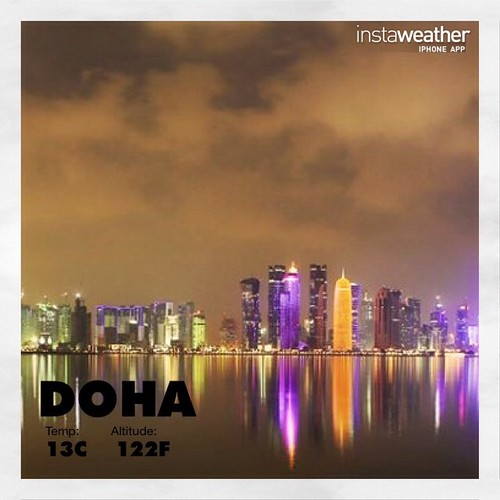 #weather #instaweather #instaweatherpro  #sky #outdoors #nature #world #love #followme #follow #beautiful #instagood #fun #cool #like #life #nice #happy #colorful #photooftheday #amazing #doha #qatar #night #winter #qa