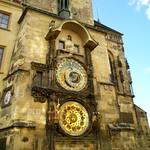 L'orologio astronomico di Praga