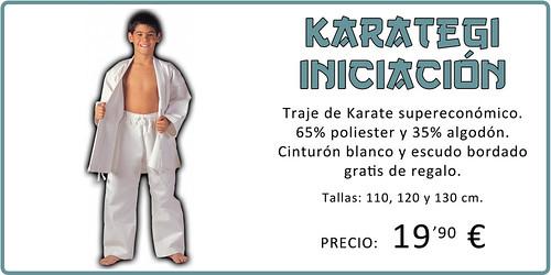Karategi Iniciación