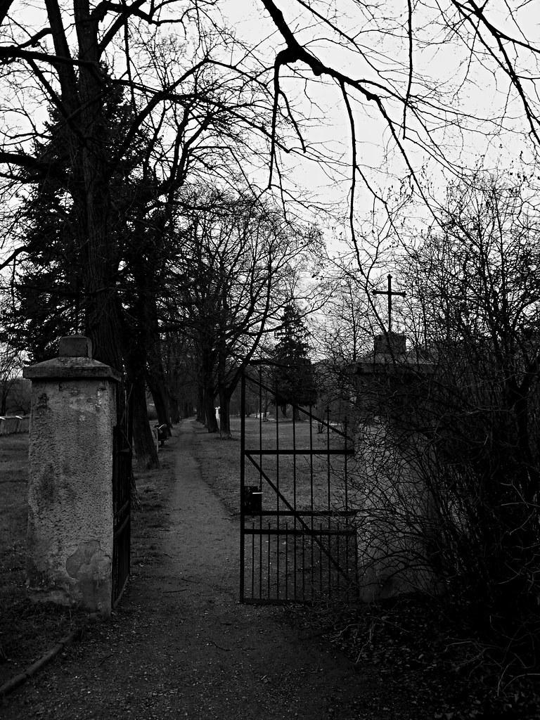 Former Graveyard