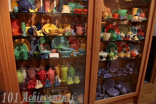 Fiestaware Factory Tour