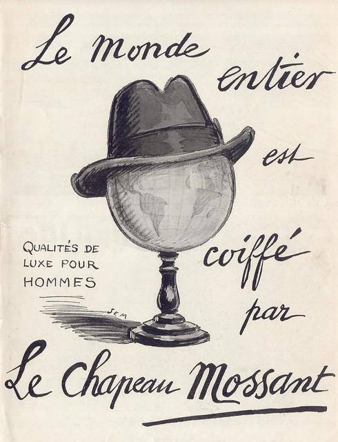 Sombreros Mossant