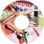 Ray Johnson Fan Club sticker #38