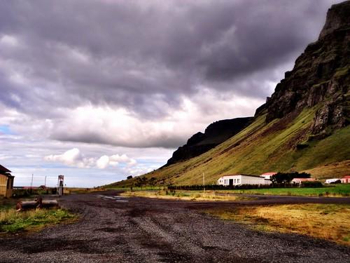 Icelandic landscape by SpatzMe