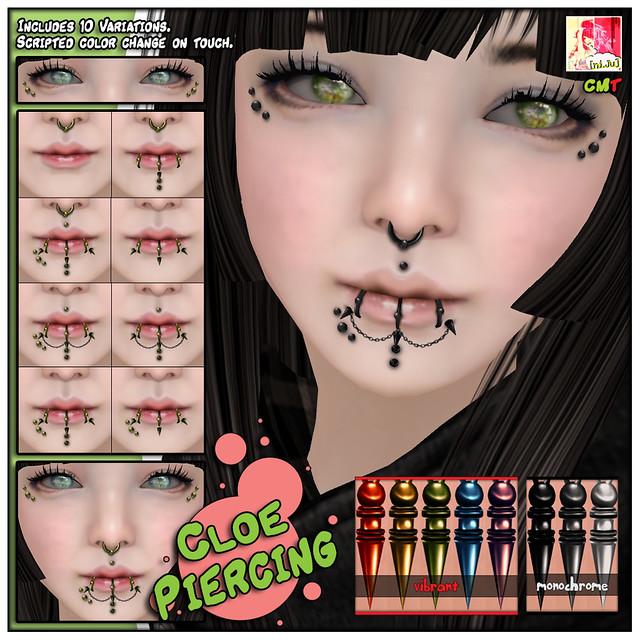 [ni.Ju] Cleo Piercing