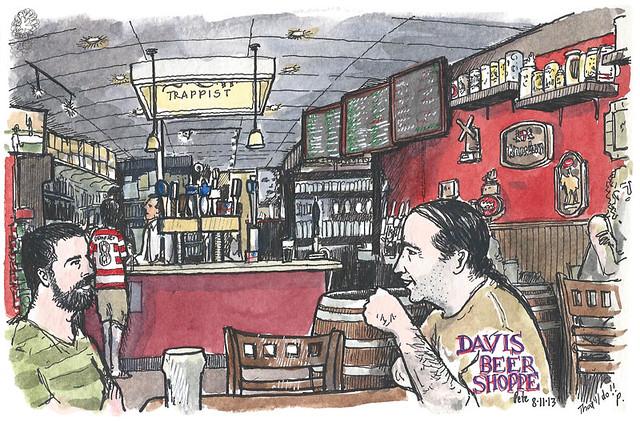 Davis Beer Shoppe