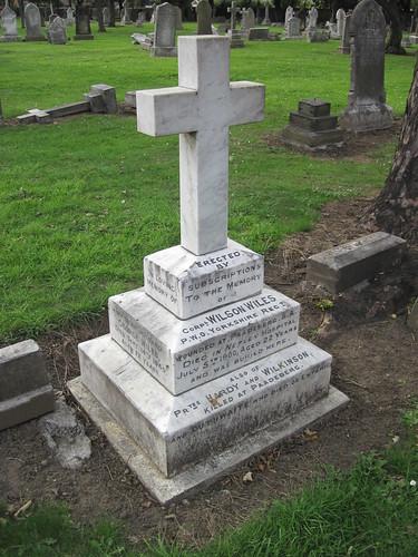 Redcar Boer War Memorial