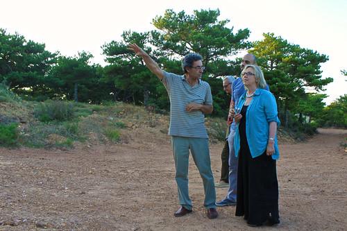Site of Planned Eldorado Gold Mine, Greece