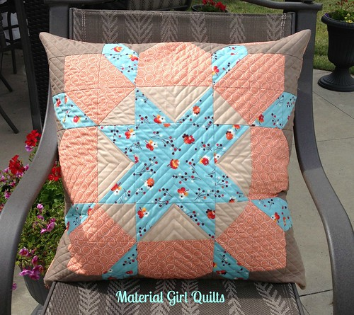 Swoon cushion front